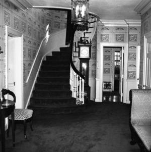 Interior Lobby, Edward C. Ashby House