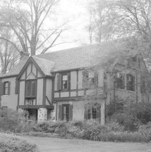 Stuart W. Cramer House, Front and Side View