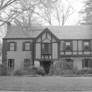 Stuart W. Cramer House, Front View