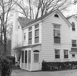 E.C. Griffith House, Side View
