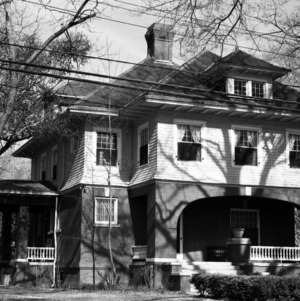 Front Right Oblique, Dunn House