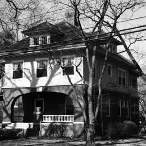 Front Left Oblique, Dunn House