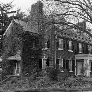 Left Oblique, Bessie Gray Plumly House