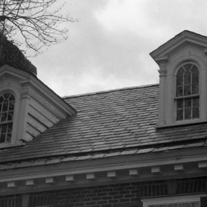 Dormer Windows, Bessie Gray Plumly House