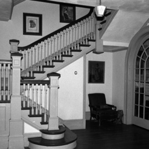 Hall and Stairway, Dunn House