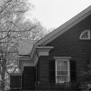 Gable Detail, Frank O. Sherrill House