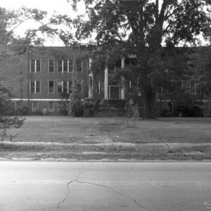 Façade, Trenton High School