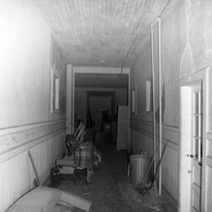 Interior Hall, Trenton High School