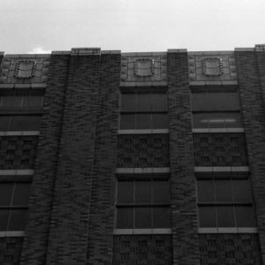 Cornice, Pepper Building