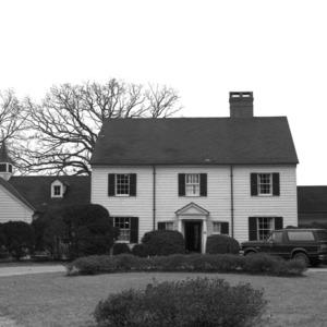 Façade, Silas B. Coley Estate