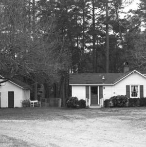 Outbuildings, Silas B. Coley Estate