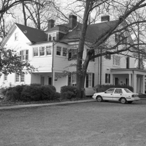 Rear View, Charles Siewers House
