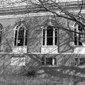 Side Windows, Reidsville High School