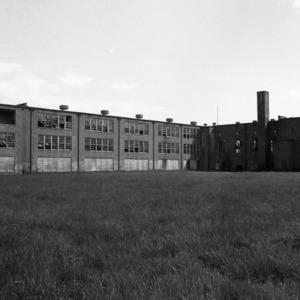 Rear View, Reidsville High School