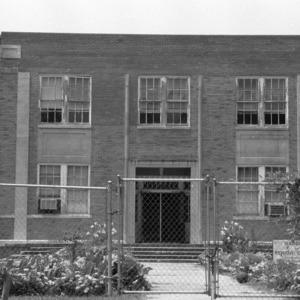 Entrance, Ayden High School
