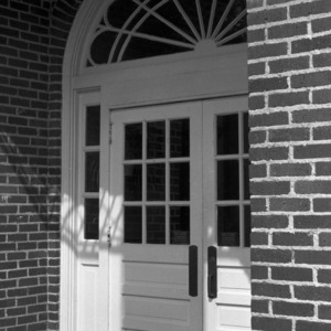 Door Detail, Benjamin Franklin Grady School