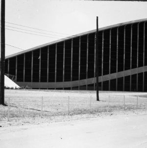 View, Dorton Arena