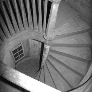 Staircase, Magnolia Academy