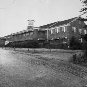 Front Oblique View, Tuberculousis Sanatorium
