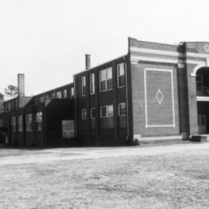 Rear View, Woodland-Olney School