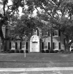 Façade, Hargrove Bellamy House