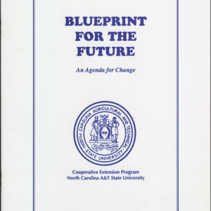 Blueprint for the Future: An Agenda for Change