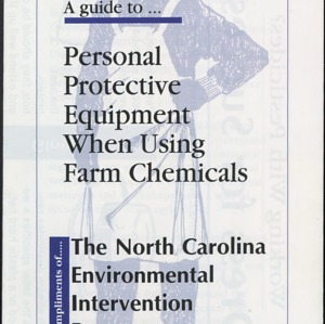 A Guide to Personal Protective Equipment When Using Farm Chemicals