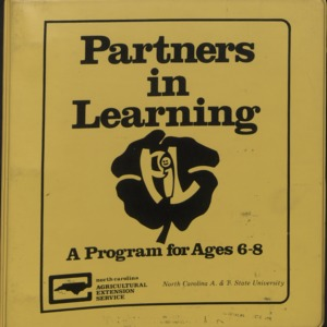 Partners in Learning: A Program for Ages 6-8