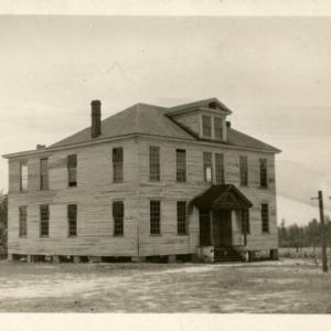 Photo of Northampton County Junior School in Garysburg, North Carolina