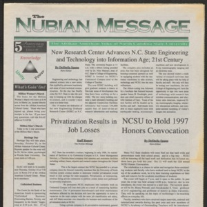 Nubian Message, October 16, 1997