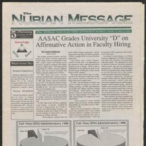 Nubian Message, November 20, 1997
