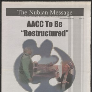 Nubian Message, August 30, 2001