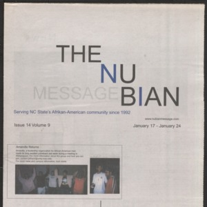 Nubian Message, January 17, 2002
