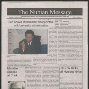 Nubian Message, February 28, 2002