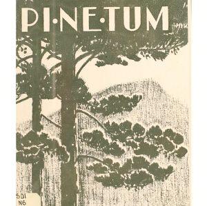 Pinetum 1935