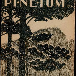 Pinetum 1936