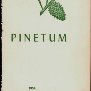 Pinetum, 1954