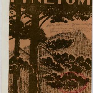 Pinetum, 1959