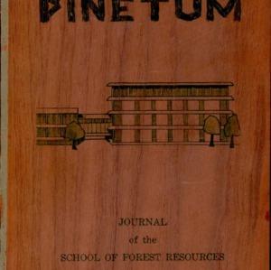 The Pinetum, 1970