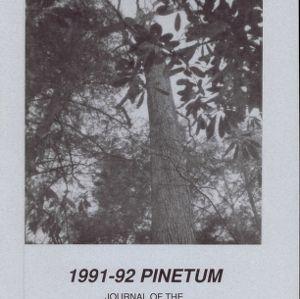 Pinetum, 1991-1992