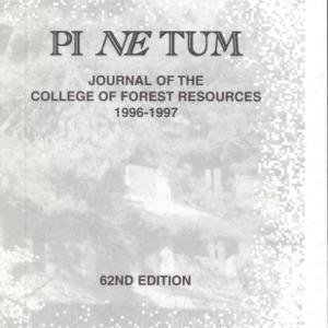 Pinetum, 1996-1997, 62nd Edition