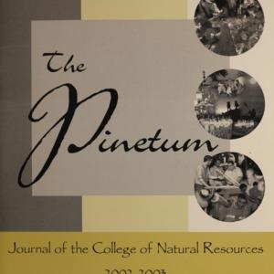 Pinetum, 2003