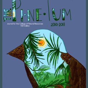 The Pinetum, 2010-2011, 76th Edition