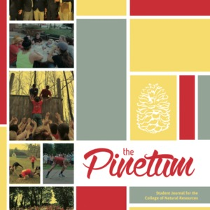 The Pinetum, 2013-2014, 79th Edition