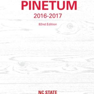 Pinetum, 2016-2017, 82nd Edition