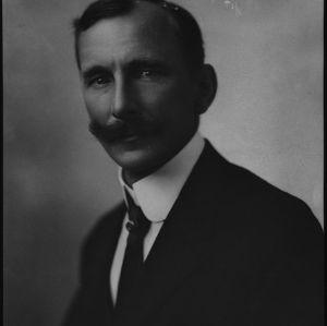 Dr. Carl Schenck portrait