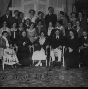 After a Conference, 1911