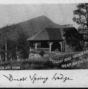 Pisgah and Vanderbilt Lodge