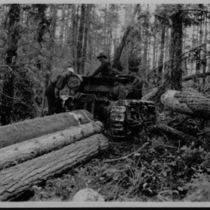 Ground Skidding of Logs