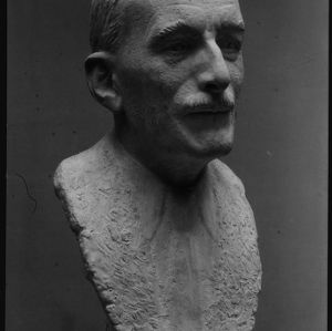 Bust of Dr. Carl Schenck